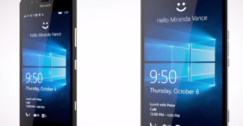 Microsoft Lumia 950 And 950 XL: Price and Specification