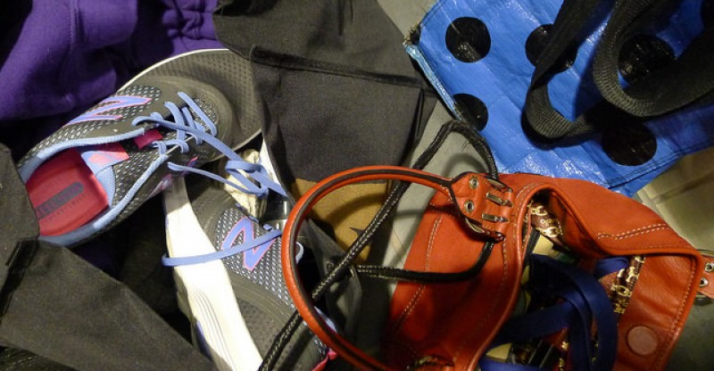 What NOT To Pack In Your Gym Bag