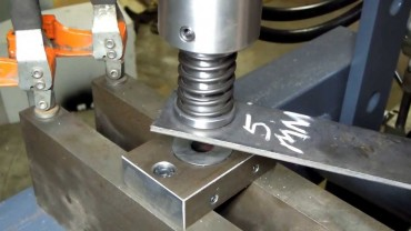 The Basics About A Punch Press
