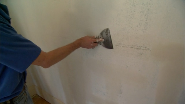 Plaster Restorations And Repairs- Repairing Defects And Cracks On Plaster