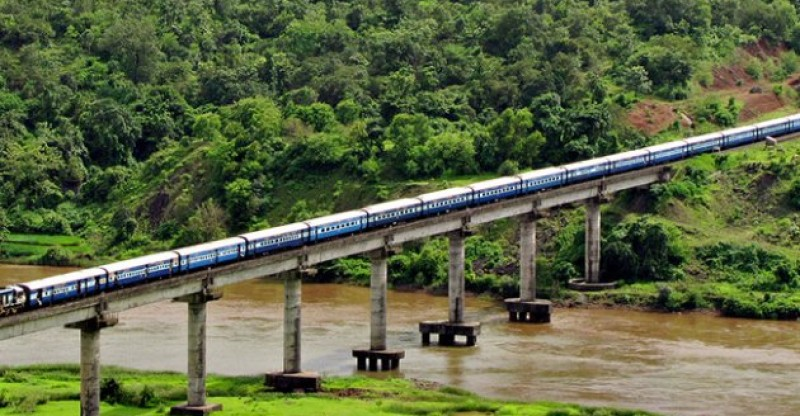 5 MOST VISITED DESTINATIONS IN INDIA FOR THEIR TRAIN ROUTES