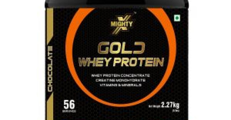 Gain Muscle Mass During Weight Training with Protein Supplement