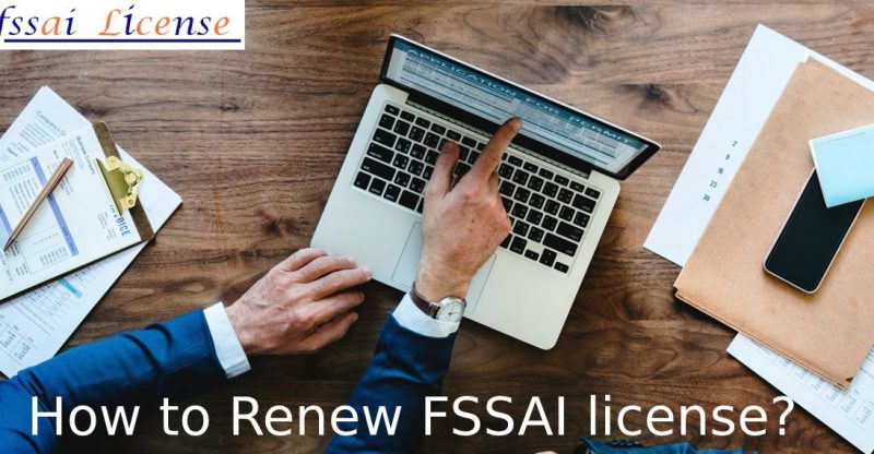 How to Renew FSSAI License?