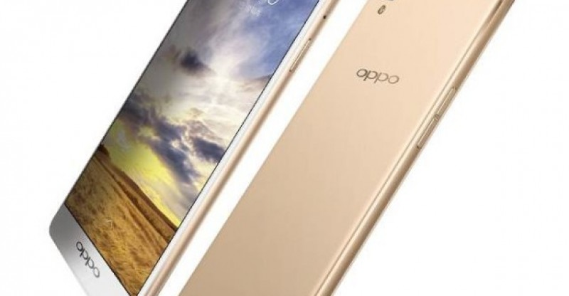 Oppo F1 Is King Of The Selfies Features 5-Inch HD Display, 13-Megapixel Rear Camera
