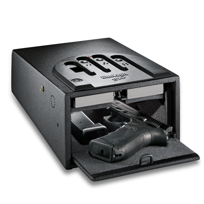 Top 5 Most Affordable Biometric Gun Safes On Amazon