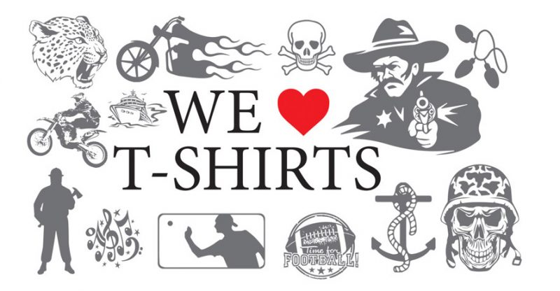5 Quick Tips For Ordering Custom T-Shirts Online
