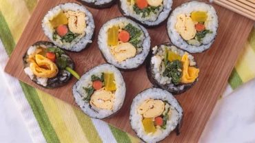A Guide to Making Sushi
